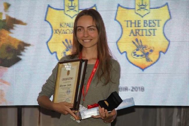 Злата Шишман вошла в тройку лучших на престижном художественном пленэре