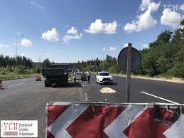 Водитель, которому стало плохо за рулём, раздавил дорожных рабочих