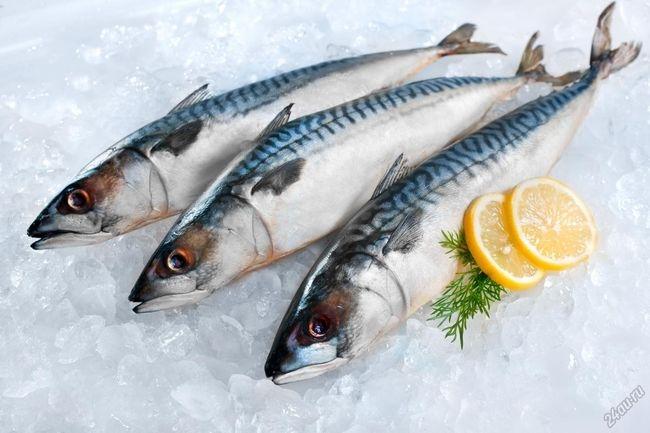 Замороженная рыба: инструкция по применению
