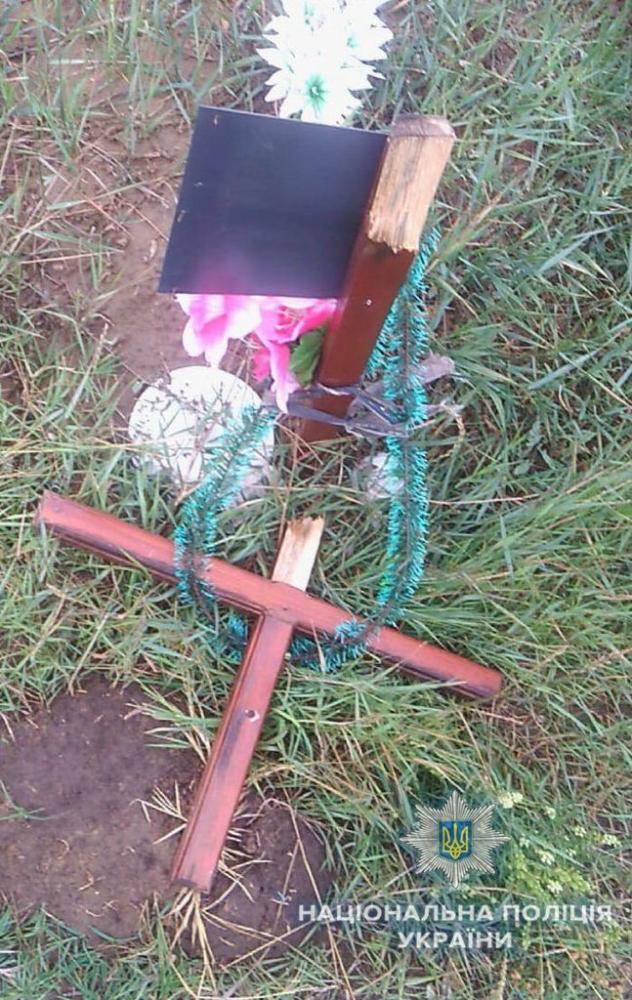 В Измаильском районе подросток надругался над могилами