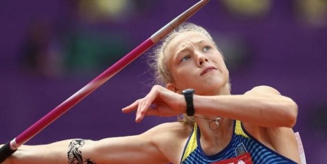 Уроженка Измаила Алина Шух выиграла чемпионат мира в метании копья (обновлено)