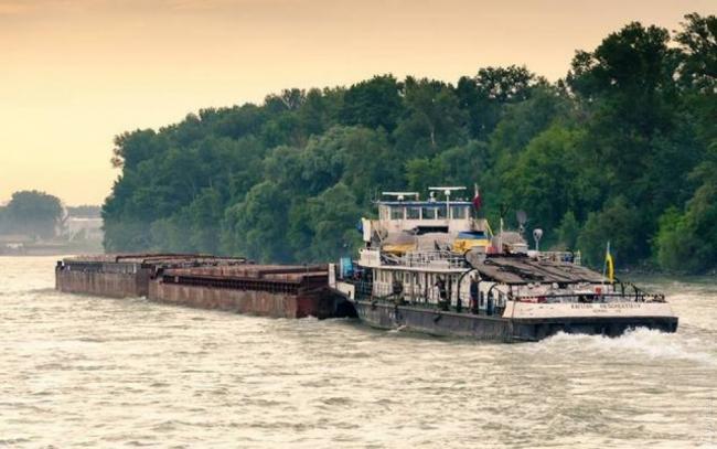 В первом полугодии УДП увеличило грузоперевозки речным флотом на 11,6%
