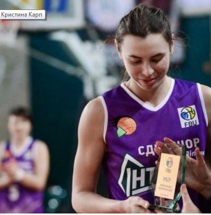 Две украинки попали в топ-5 лучших снайперов группового этапа Евробаскета-2018