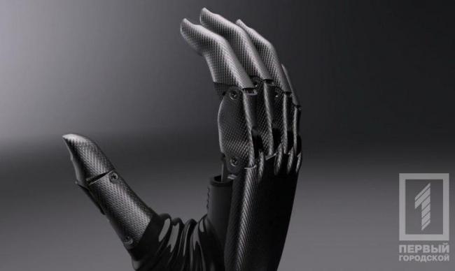 Изобретатели из Кривого Рога создали протез для людей с инвалидностью