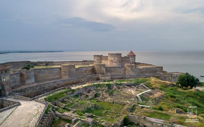 Аккерманская крепость: готова заявка в список ЮНЕСКО