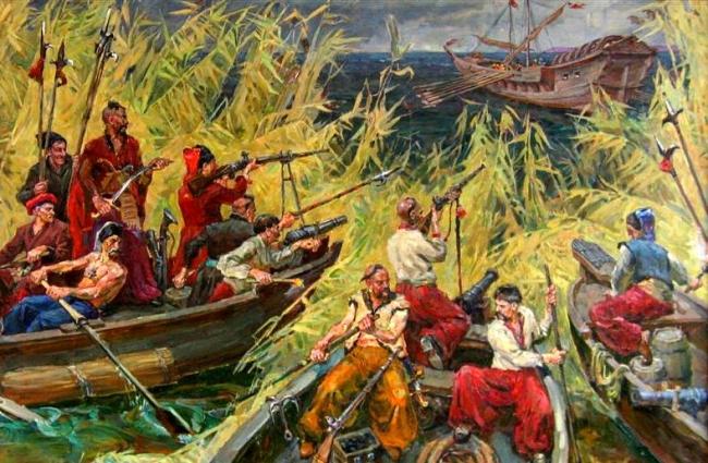 Дунай - река империй. ч.1