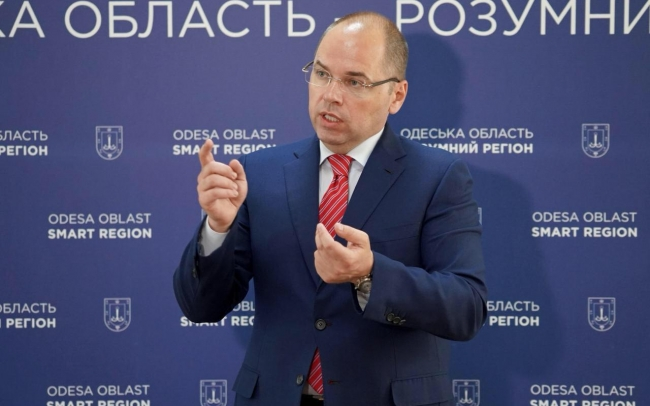 Одесская область вошла в ТОП-3 по Украине за обобщающим показателем экономического развития