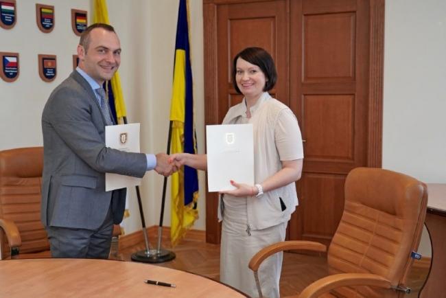 Немецко-украинский фонд будет оказывать поддержку предпринимателям Одесской области