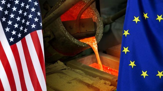 Франция заявила о начале торговой войны Европы и США