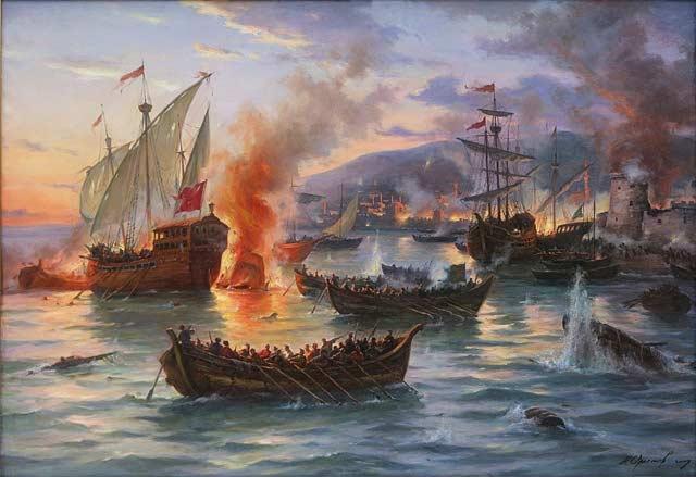 Дунай - река империй. ч. 2