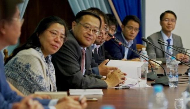 Китайские компании будут инвестировать в развитие инфраструктуры Одесской области