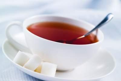 Чай с сахаром опасен для здоровья