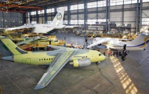 """Boeing будет поставлять детали ГП """"Антонов"""" для 8 самолетов в год"""