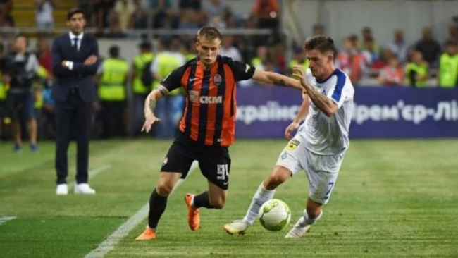 Динамо – Шахтер: прогноз букмекеров на матч Чемпионата Украины