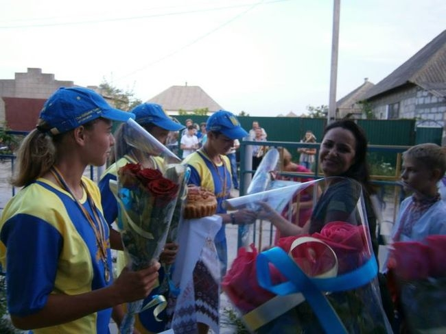 Успех вилковских байдарочников на командном чемпионате Украины по гребле