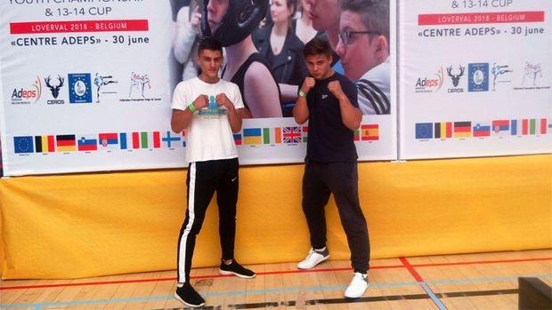 Двое ренийских спортсменов завоевали право участвовать в чемпионате мира по французскому боксу в 2019 году