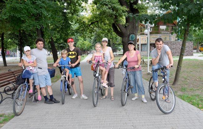 Веловояж по Бессарабии: гости из Винниччины побывали в Измаиле