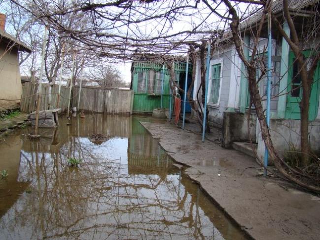 Облсовет выделил средства на проектирование дренажной системы, которая призвана предотвращать подтопление села Новосельское Ренийского района