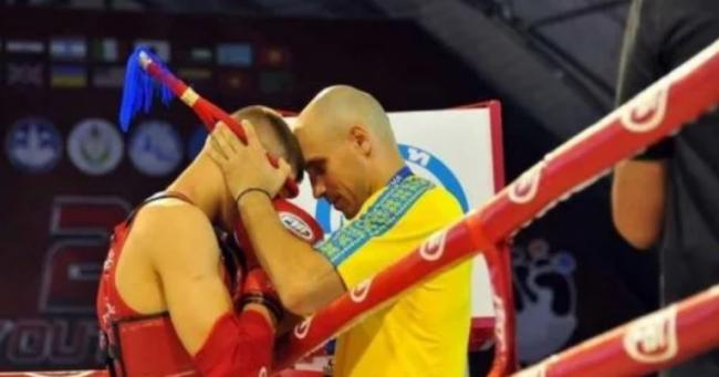 Украинец стал чемпионом мира по тайскому боксу