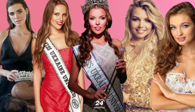 """""""Мисс Украина Вселенная"""": какие красавицы побеждали в престижном конкурсе"""