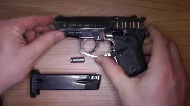 За контрабанду оружия измаильчанин ответит в суде