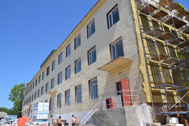В Рени пограничники к концу года получат квартиры
