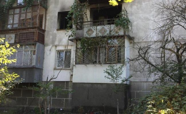 В Измаиле на пожаре сгорел 54-летний хозяин квартиры