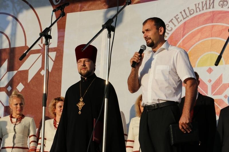 Около 5 тысяч жителей Килии присоединились ко Всемирной молитве за Украину