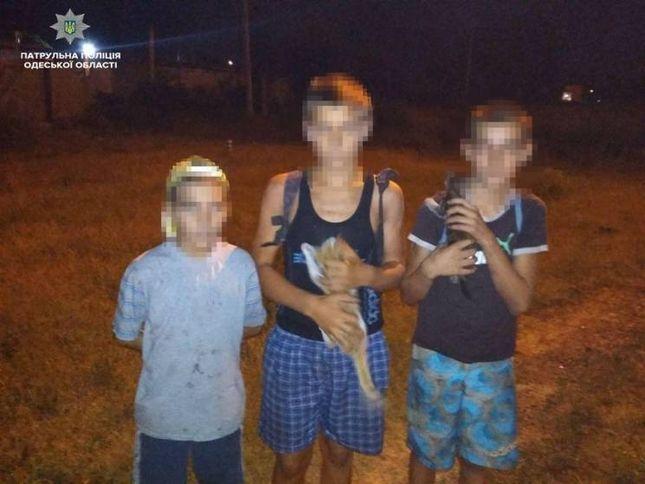 Из Измаильского реабилитационного центра сбежали трое подопечных
