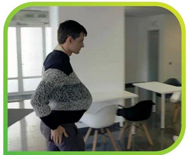 """В Украине появился первый """"беременный"""" мужчина"""