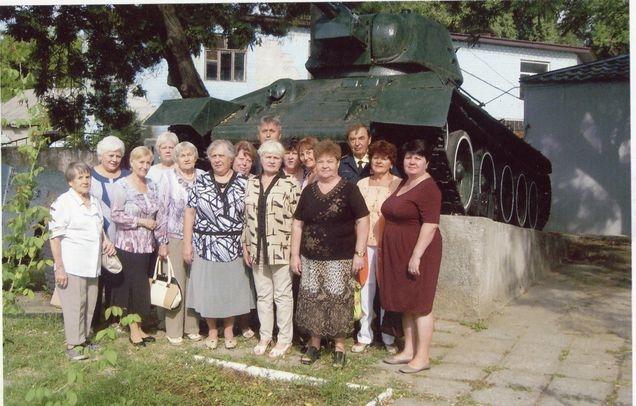 Встреча ветеранов труда Измаила и Болграда