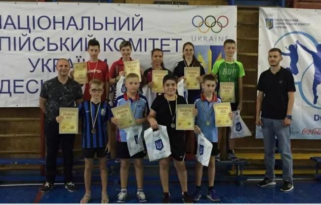 Измаильчанка стала чемпионкой Одессы по настольному теннису!