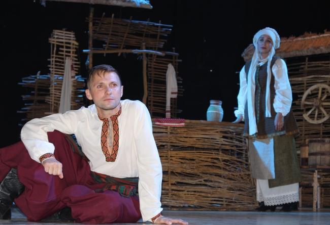 Гастроли Львовского театра в Измаиле: три спектакля - и все на ура!