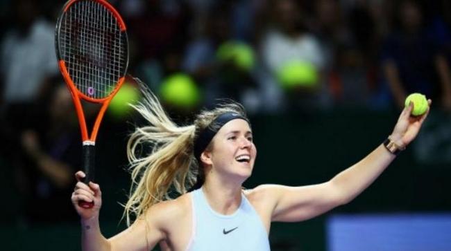 WTA оригинально поздравила Свитолину с днем рождения