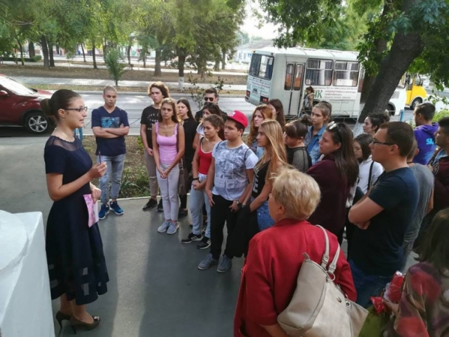 Политехнический лицей принимал школьников из Болгарии