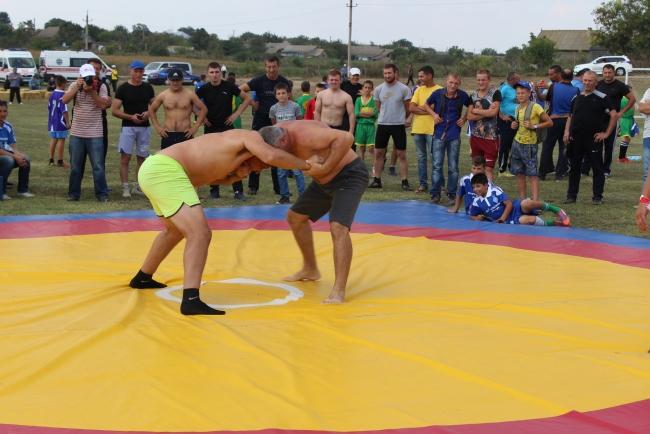 Праздник спорта в Измаильском районе