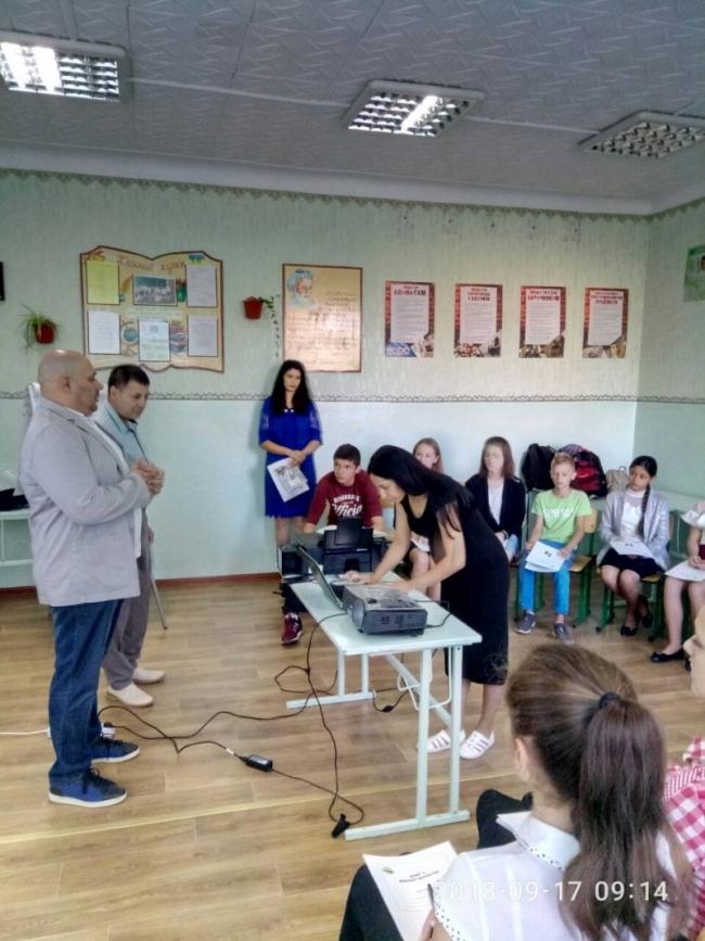 В Озернянской ОШ скоро заработает школьная служба по разрешению конфликтов