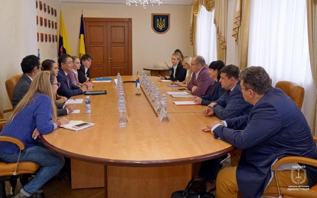 Максим Степанов встретился с представителями Всемирного банка