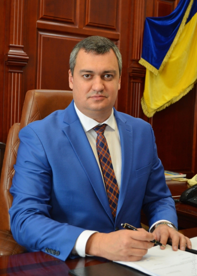 Одесская железная дорога получила нового директора — им стал опытный портовик и бывший соратник Королевской