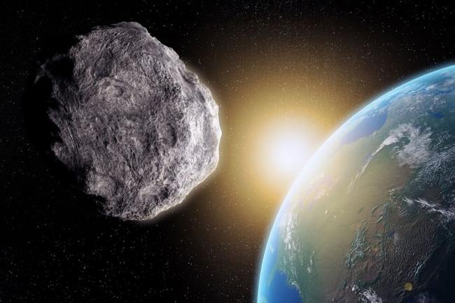 Скорость - 60 000 км/ч. Совсем рядом с Землей промчится астероид размером с лондонское Колесо обозрения