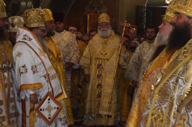 Высокие гости православного духовенства в Измаиле