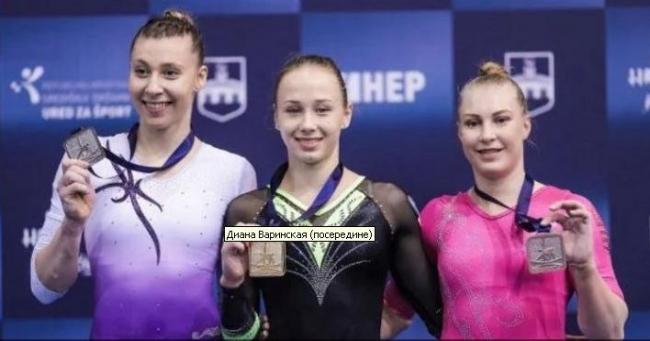 Украинская гимнастка стала победительницей общего зачета Кубка мира