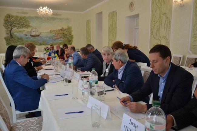 В Измаиле Уполномоченные Украины и Румынии обсудили вопросы сотрудничества на Дунае