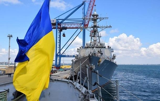 Украина закроет часть Азовского моря из-за военных учений с артиллерийскими стрельбами