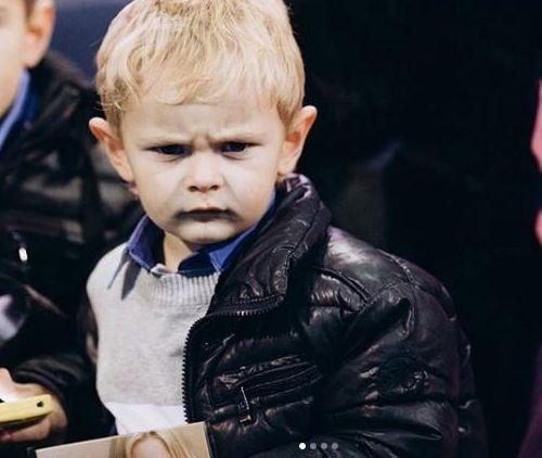 Реакция сына Ирины Федишин на выступление мамы взорвала сеть