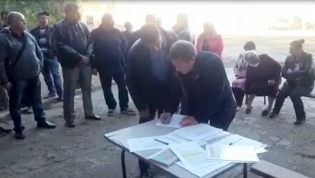 Власть меняется: в Озёрном избрали нового секретаря сельсовета