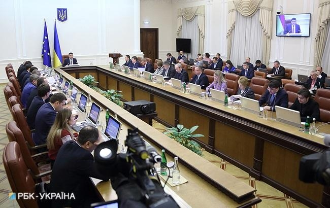 Кабмин утвердил порядок применения оружия в ВСУ для отпора агрессии против Украины