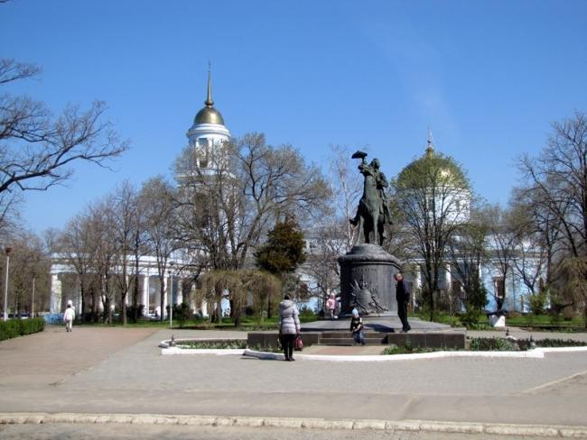 Имя Суворова может исчезнуть с карт Измаила