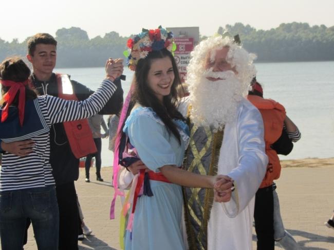 На Дунае поднимают паруса (часть вторая)