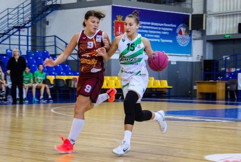 Измаильчанка Елизавета Митина - теперь баскетболистка с мировым именем!